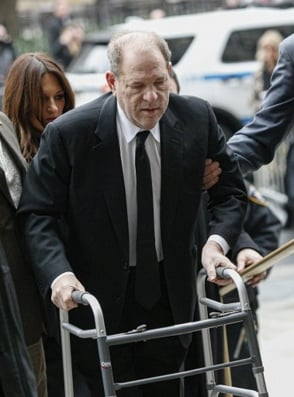 Harvey Weinstein enfrenta acusación por abuso sexual en Los Ángeles