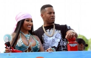 Arrestan al esposo de Nicki Minaj por no registrarse como agresor sexual