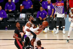 Lakers se coronan campeones NBA