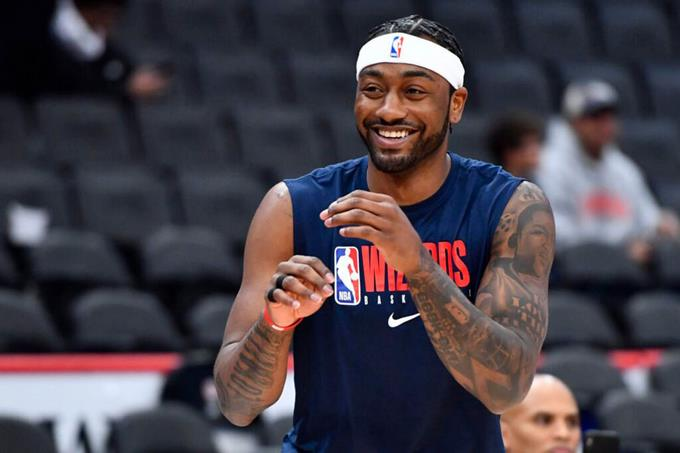 Wizards declinan negociar a John Wall