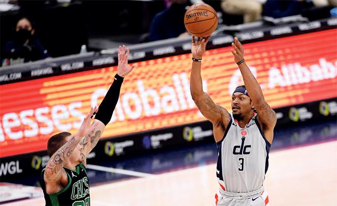 Beal anota 35 y Wizards triunfan