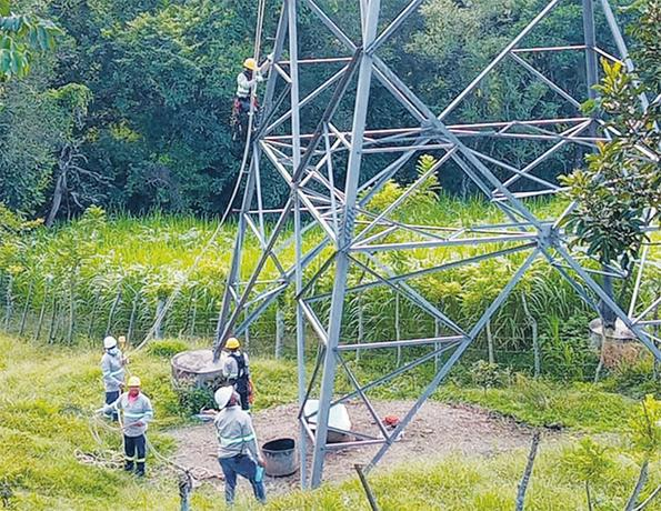 Blackouts cause complaints and protests in the Cibao region
