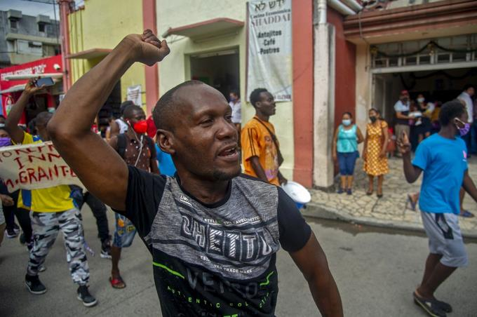 Haitian migrants reel off their misery in the hard journey to the US