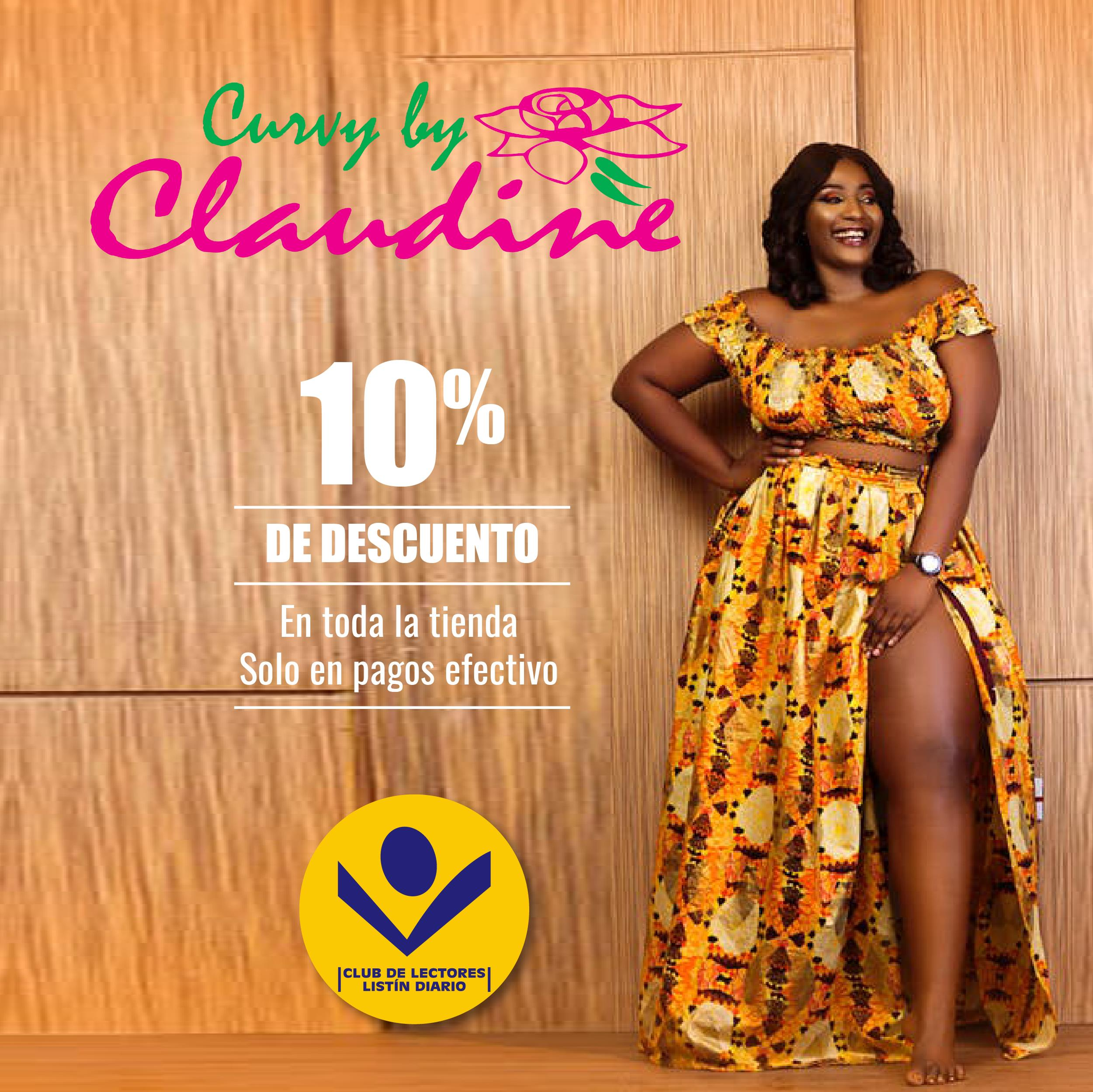 Curvy by Claudine