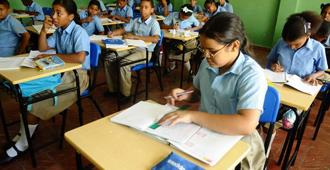 Año escolar entra a recta final