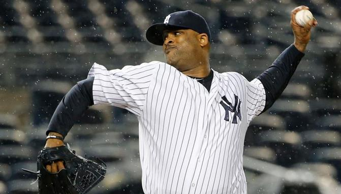 Sabathia ingresa a centro anti-alcohol