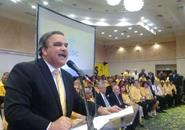 PQDC proclama a Wessin candidato presidencial