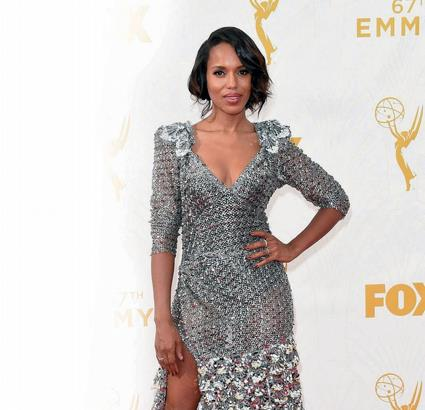 Kerry Washington: de regreso