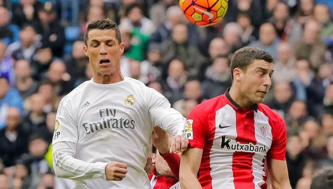 Cristiano, James y Kroos firman triunfo del Madrid