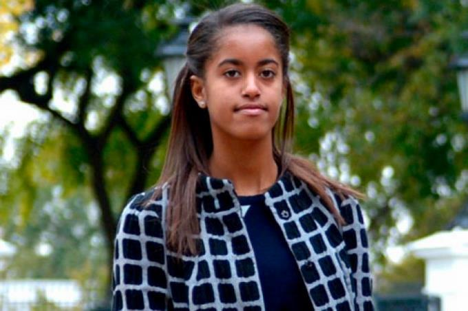 Malia Obama será becaria en la productora de cine The Weinstein Co.