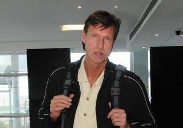 Randy Johnson, inmortal en RD