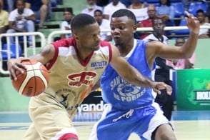 Clubes MG y Quisqueya en la final