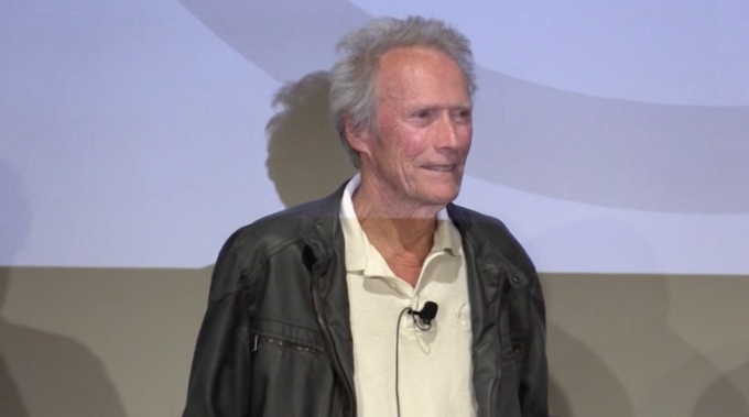 Video: Clint Eastwood, un director austero en Cannes