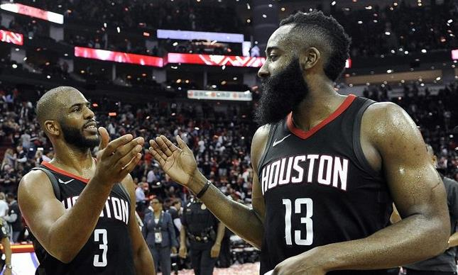 Paul coloca a los Rockets en final del Oeste
