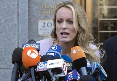 "Declaran ""Día de Stormy Daniels"" en West Hollywood"