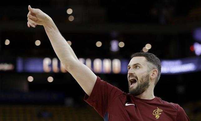 La NBA no sancionará a Kevin Love