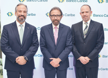 Banco Caribe en Downtown Center
