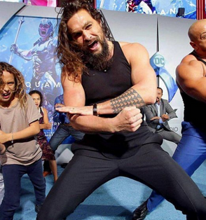 "Video: ¿Quién es Jason Momoa, actor que interpreta ""Aquaman""?"