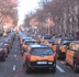 Video: Madrid y Barcelona, sin taxis