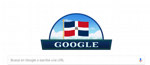 Google celebra la Independencia dominicana
