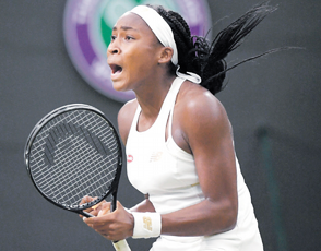 Gauff considerada sucesora de las hermanas Williams