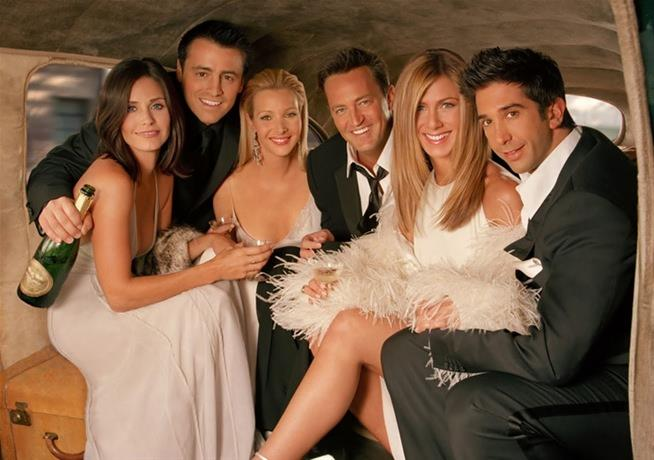Friends deja Netflix, se pasa a HBO Max