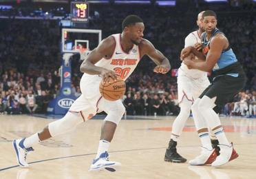 Randle anota 30 en triunfo Knicks