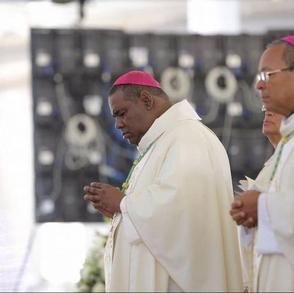 """Monseñor Castro Marte: El """"Barrilito"""" es un uso burdo de nuestros impuestos"""