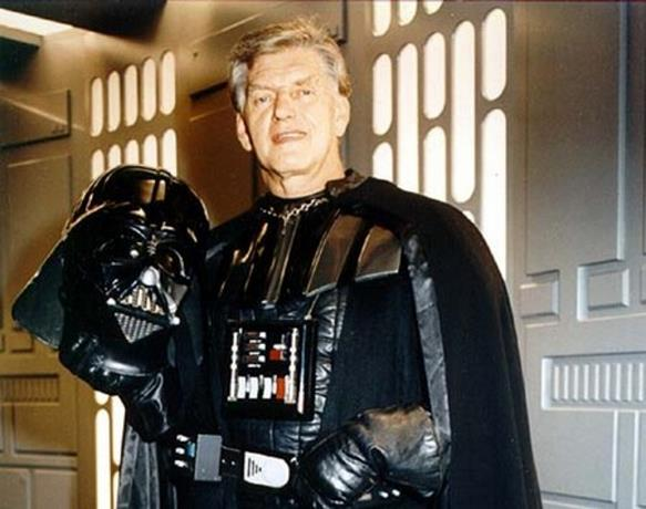 "Muere Dave Prowse, el actor que interpretó a Darth Vader en ""Star Wars"""