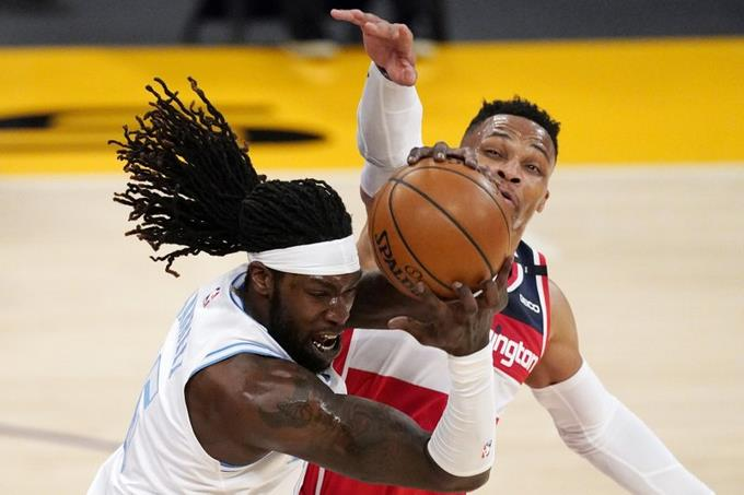 Bradley Beal anota 33 y los Wizards hilan 5to triunfo al superar a Lakers